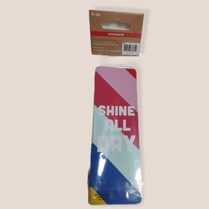"""PEP Rally Shine All Day Book Marks6"""" 24qty"""